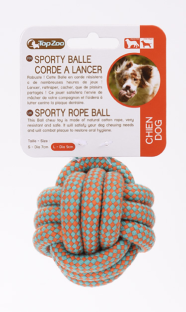 SPORTY ROPE BALL