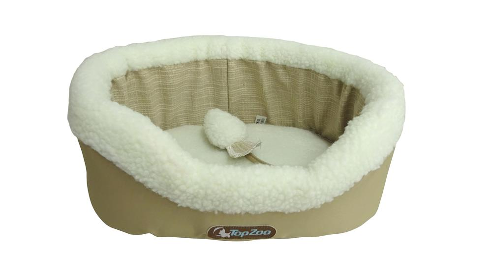 RODENTS CLASSIC BEIGE BASKET