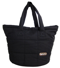 OVAL DODO BAG  BLACK