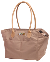 TAN SUBWAY BAG