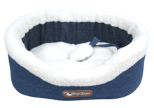 SMALL ANIMAL BLUE JEANS  BED
