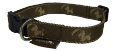 BROWN DOG COLLAR