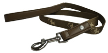 BROWN DOG LEASH